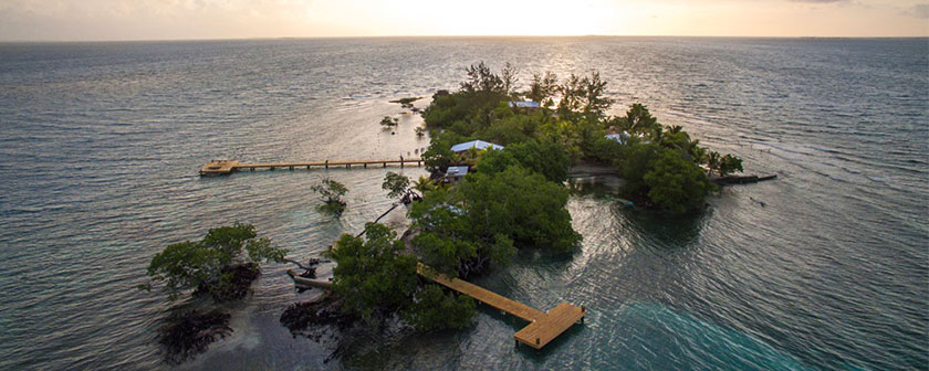 C Caye Your Private Island