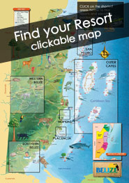Click on our Map Of Belize