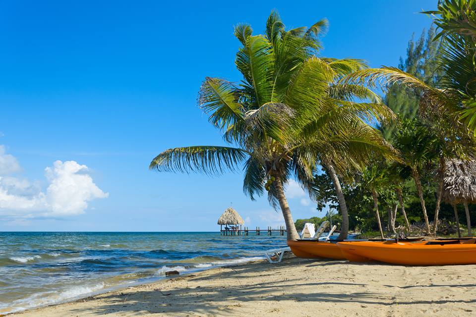 Simply Put Belize Has Been Blessed By A Bounty Of Beautiful Beaches Enjoys More Than 200 Miles 380 Kilometers Along Its Caribbean