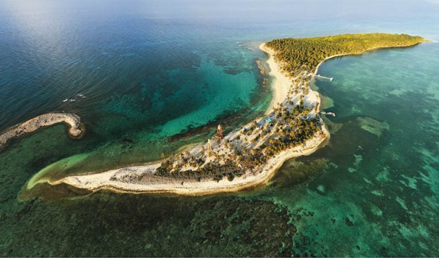 half moon caye belize beaches