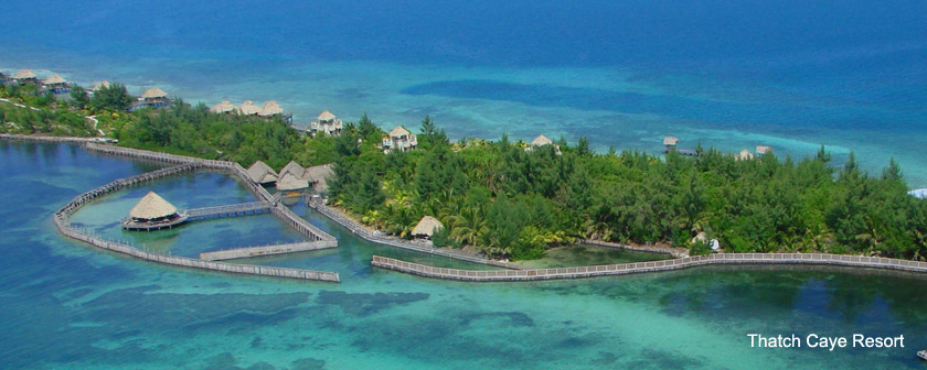Belize Island Resorts