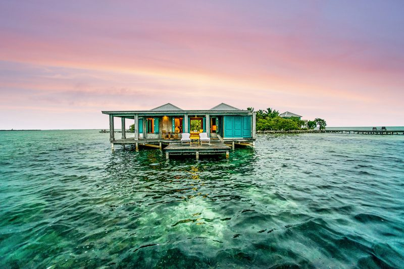 belize island vacations all inclusive