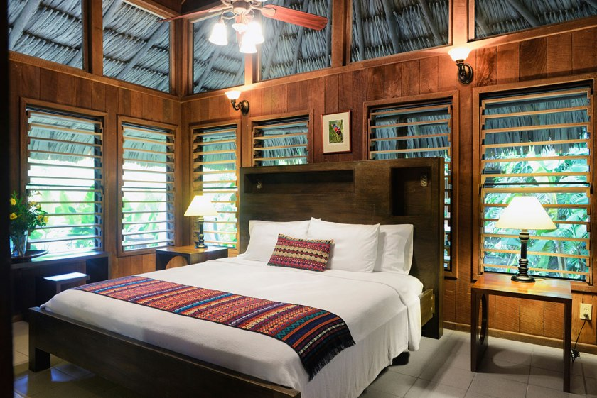 Nature Above & Belize 7 Nights Chan Chich Lodge & Portofino Beach Resort